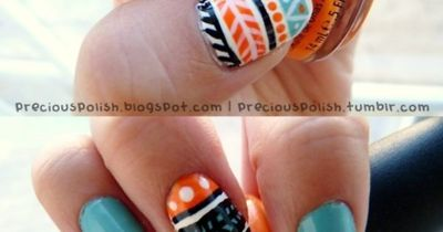 wish I had the ability to do this. And the nail polish.