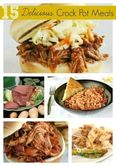 Looking for some terrific slow cooker ideas here is a for List of entree dishes
