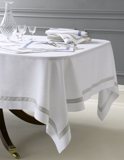 Lowell Formal Table Linens by Matouk $299.00