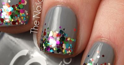 Into Glitter Details!