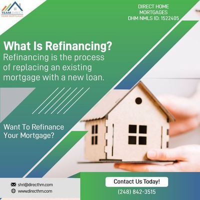 You can refinance a home loan, an auto loan, or just about any other debt.  You might want to do so if your existing loan is too expensive or too risky. Maybe your financial circumstances have changed since you first borrowed the money, and more benefic...