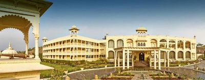 Club Mahindra Udaipur is unarguably one of the best resorts in Udaipur for enjoying a memorable vacation in the lake city of Rajasthan. Located about 9 km from Udaipur railway station and 32 km from the airport, Udaipur resort is located away from the bus...