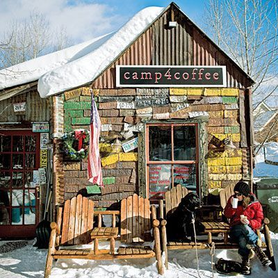 Whether you're all about the hot toddies, Wild West saloons, or après-ski eats, we've got the place for you