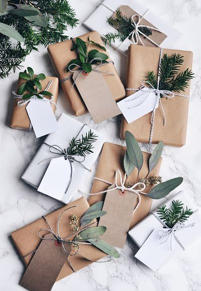 I don't know about you, but I love wrapping Christmas presents. I tend to set aside a weekend afternoon, put on some festive tunes, pour myself a glass of wine,