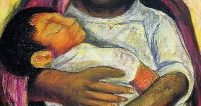 Diego Rivera, Mother and child
