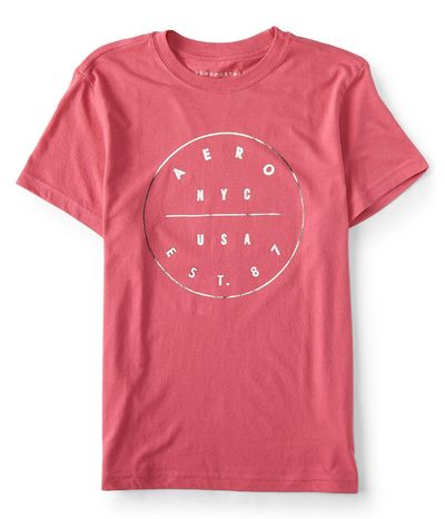Aero NYC USA Circle Graphic Tee $9.99