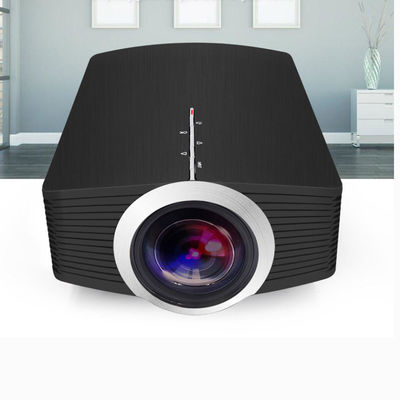 AAO YG500 TFT LCD Projector 1200 Lumen 800x480 Pixels 1000:1 Contrast LED Portable Home Theater Projector