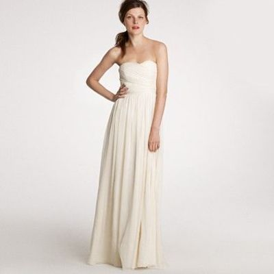 Used J Crew Arabelle Gown Size 3 for $275. You saved 52% Off Retail! Find the perfect preowned dress at OnceWed.com.