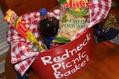 Funny Wedding Gift Basket Ideas : Basket (Recipes We Love) - Very fun idea! Great for a funny gift ...
