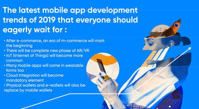 For sure, the new mobile development trends 2019 hold many new exciting things for us in this Year. We hope to look forward to them wholeheartedly to taste new things in life.