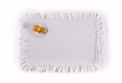 Lily White Placemats $92.00