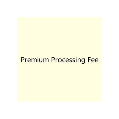 Premium Processing Fee - Charming Bridesmaids Store