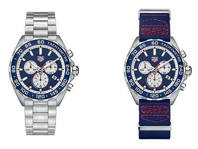 TAG Heuer Formula 1 Red Bull Racing Team Watches Review