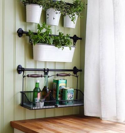 Small Kitchen Storage Solutions Storage Solutions