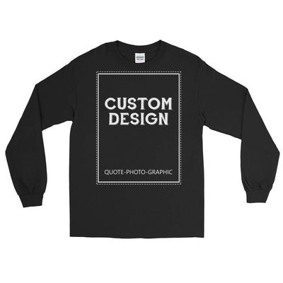 Personalized Long Sleeve T-Shirt $26.00