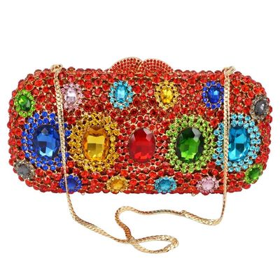 Women Hollow Out Evening Clutch Bag