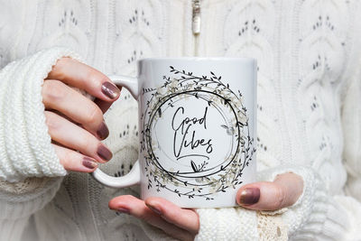 Good Vibes Mug, Medicine For People, boho mug, gift for her, boho decor, Christmas Gift $19.55