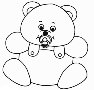 Teddy Bear Coloring Pages Is One Of The Best Online Printabl... / Printable  Teddy Bear Coloring Pages - Juxtapost