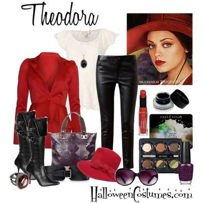 Theodora from Oz the Great and Powerful