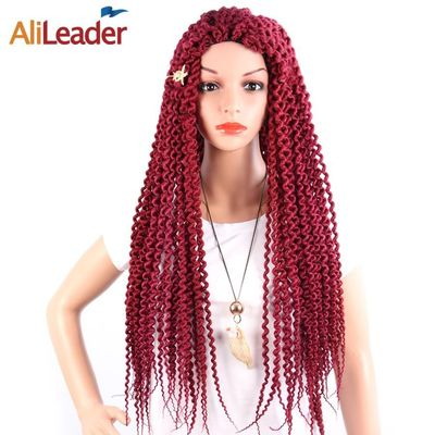 Alileader Products Freetress Crochet Hair Extensions 12 18