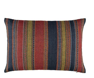William Yeoward Alicia Rouge Decorative Pillow $185.00