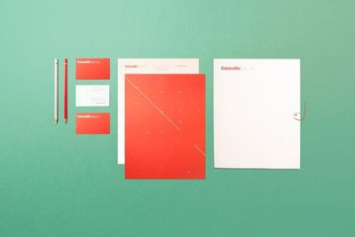 #design #minimal #branding #stationery