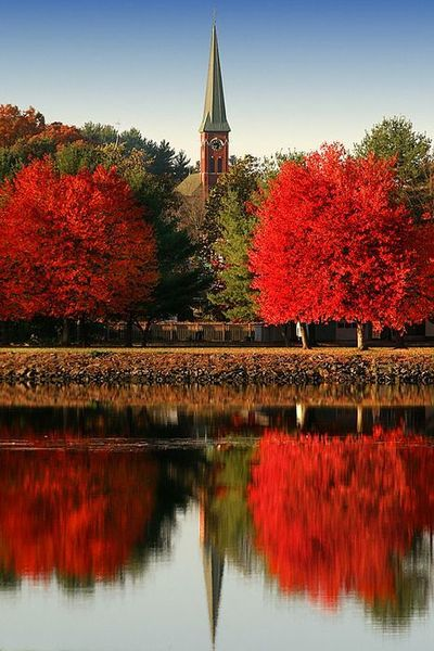 Turner Falls, Massachusetts. Not long till there are fall colors. Love the fall and spring. My favorite!