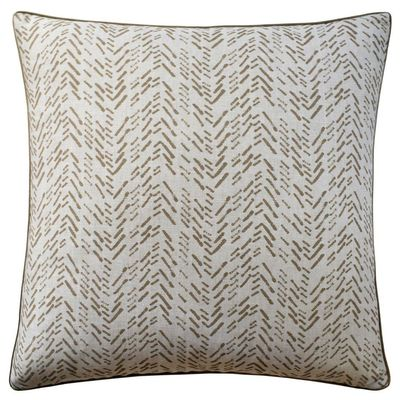Izora Bronze Pillow by Ryan Studio $200.00