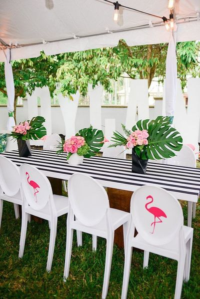 Looking for creative party ideas? Kara's Party Ideas presents a Modern Flamingo Birthday Party that is stellar! See it all here!