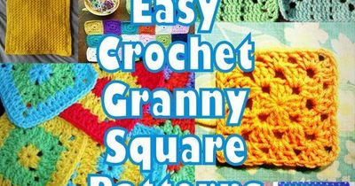 New to crochet? Check out these <em>26 Free Afghan Crochet Patterns for Beginners</em>. Crocheting can be overwhelming at first. Ease your way into the world of