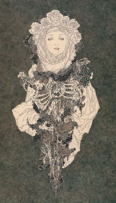 We have definitely shown you the work of Takato Yamamoto before on the site, and in the magazine, but we came across one of the Takato's pieces last n...