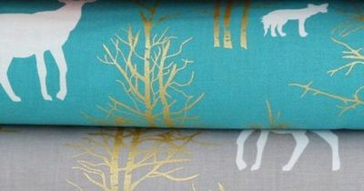 Baby Bedding Crib Nursery Sheets Woodland by ThePincushionStore, $40.00