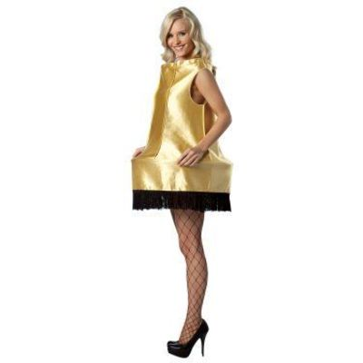so funny!--A Christmas Story - Leg Lamp Adult Costume
