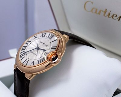 Replica Cartier Ballon Bleu Large Rose Gold Price
