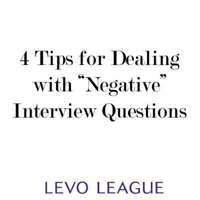 How to answer tough interview questions