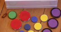 genius and so simple, Count and Sort Posting Box Maths Game