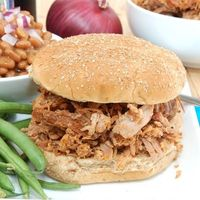 Made this pulled pork tonight. Whole family completely loved it. Best pork ever tasted.