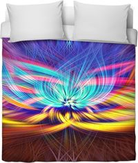 ROB Evening Skies Duvet Cover $120.00