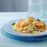 Make a quick one-dish recipe for a healthy dinner with little cleanup!