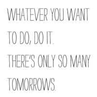 Inspiration - Just do it