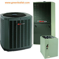 Trane 5 Ton 16 SEER 2 Stage Gas System [Includes Installation] comes with the reliability you've come to expect from Trane and the energy efficiency you deserve. More Info: https://www.greenleafair.com/product/trane-5-ton-16-seer-2-stage-gas-system...