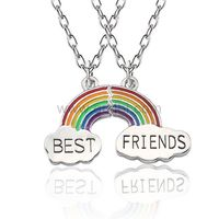 Bff Best Friends Necklaces Christmas Gift https://www.gullei.com/bff-best-friends-necklaces-christmas-gift.html