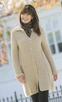 Free knitting pattern in Danish