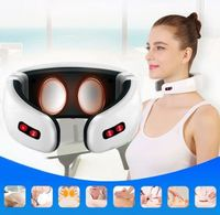 ELECTRIC PULSE NECK MASSAGER 2020 $34.95