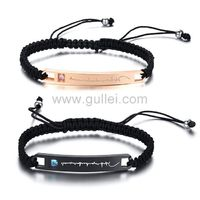 Heartbeat Couple Promise Bracelets Birthday Gift https://www.gullei.com/heartbeat-couple-promise-bracelets-birthday-gift.html