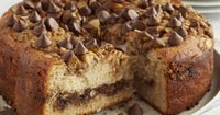 """Almond Streusel Coffee Cake with Caramel Filled DelightFulls�""""�"""
