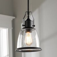 Classic Bell Shade Pendant - Small - Kitchen