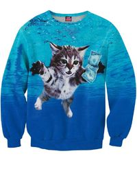 Cat Cobain Sweatshirt $59.95