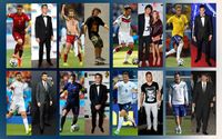 Best Dressed Players of World Cup 2014!