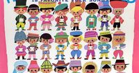 It's A Small World Record Mary Blair Art by Neato Coolville, via Flickr